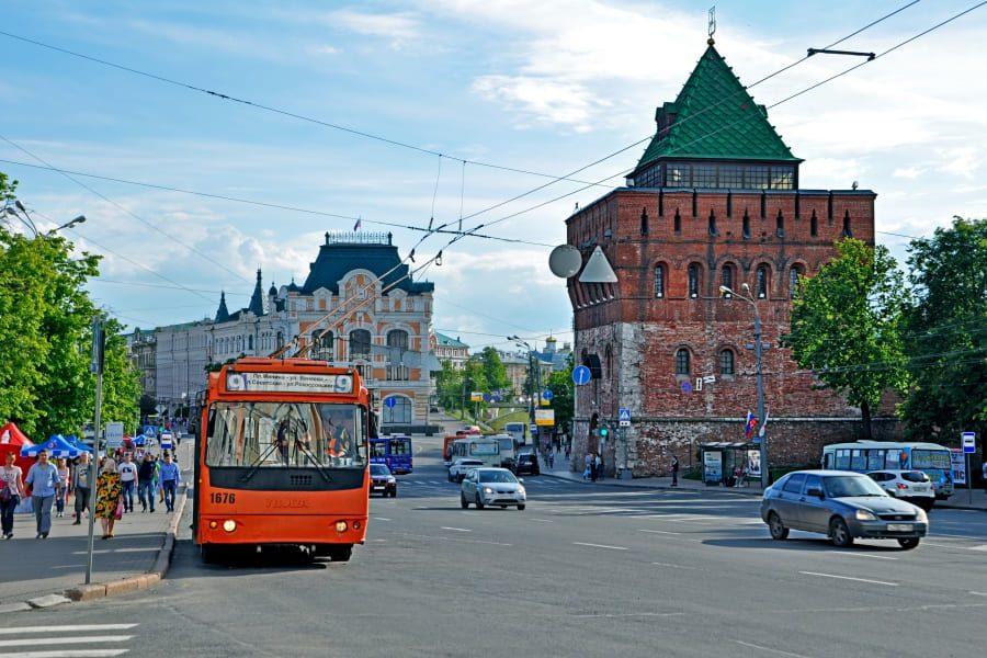 Les bus municipaux et les trolleybus