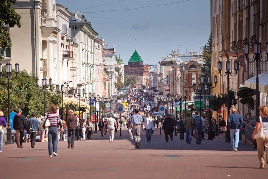 Rue Bolshaïa Pokrovskaïa