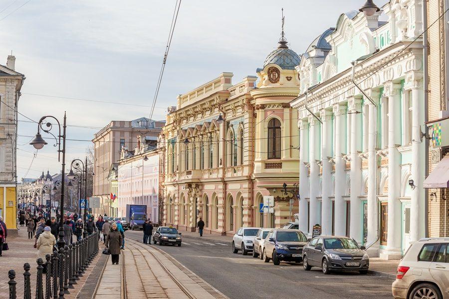 Rue Rojdestvenskaïa