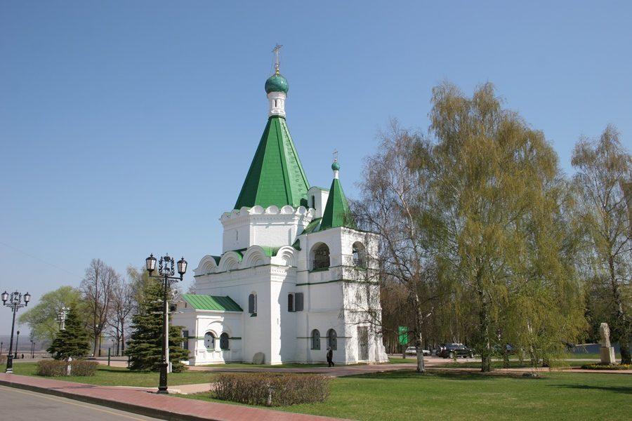 Cathédrale de l'Archange Mikhaïl