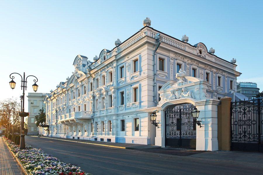 Manoir de Roukavichnikov